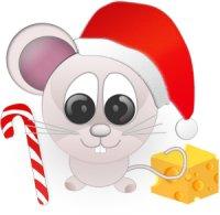 christmas_mouse