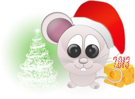xmass-mouse