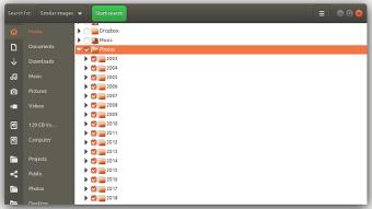 Search options - Ubuntu 18.04