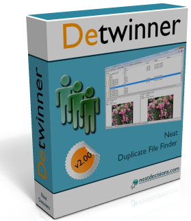 Detwinner program box